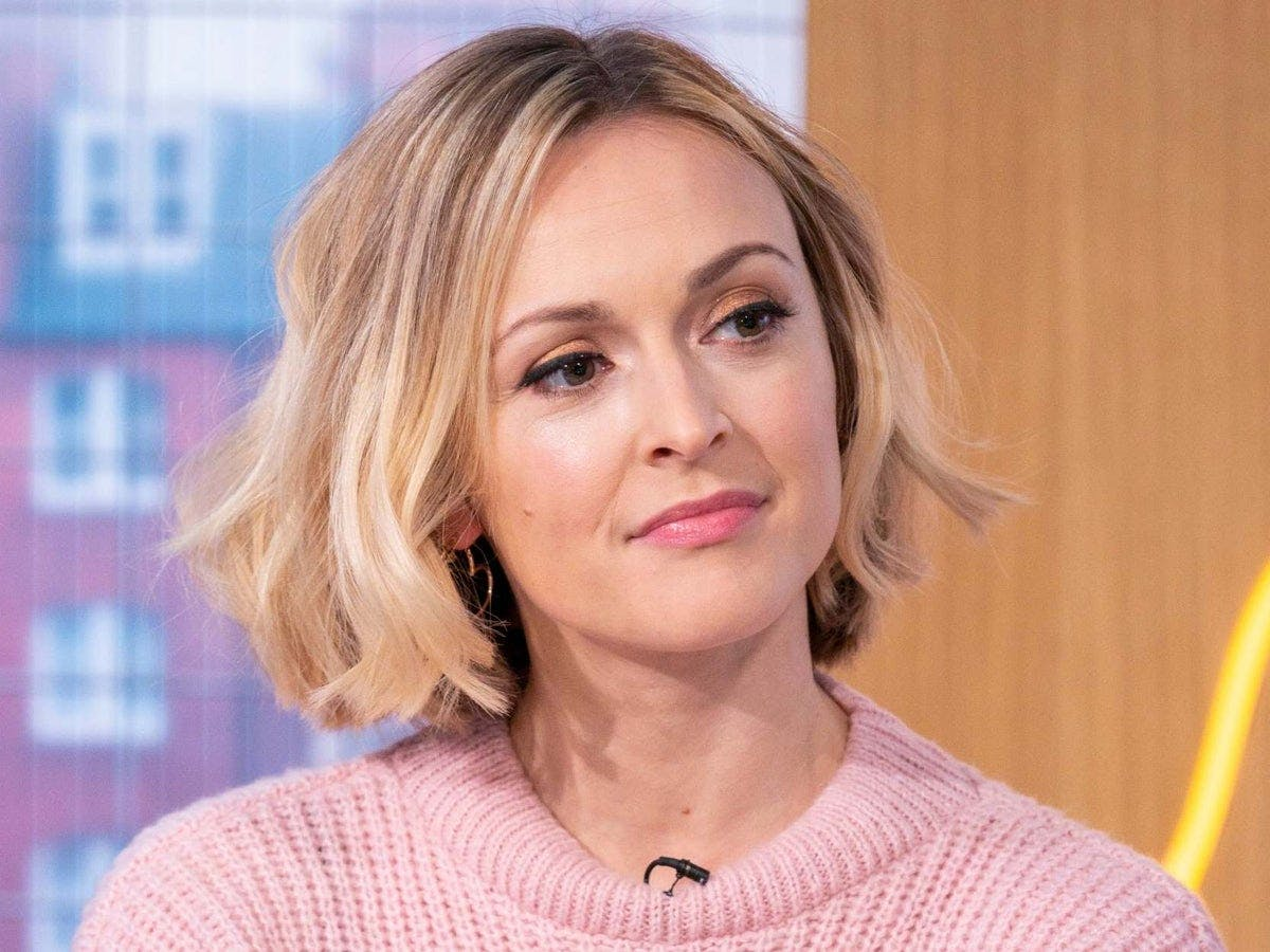Fearne Cotton on TV
