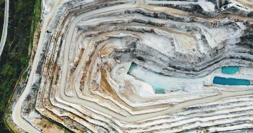 a quarry