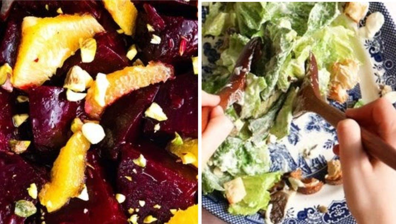 vegan paleo lunch
