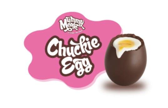 mummy meagz chuckie egg