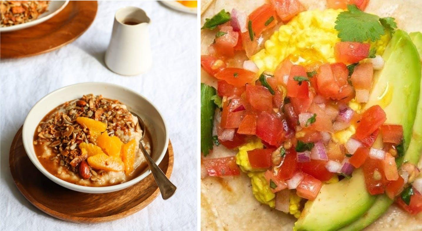 vegan paleo breakfast