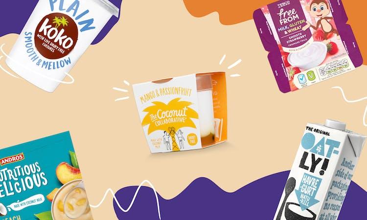 Vegan Shopping Basket – The Best Vegan Yoghurt  image