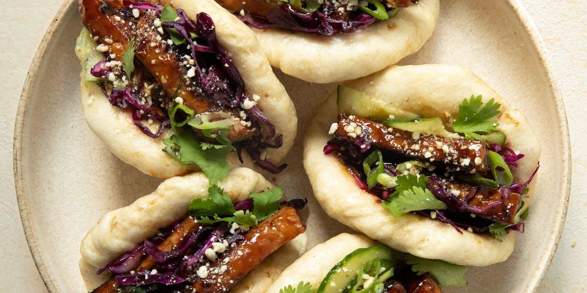 Vegan Bao Buns  image