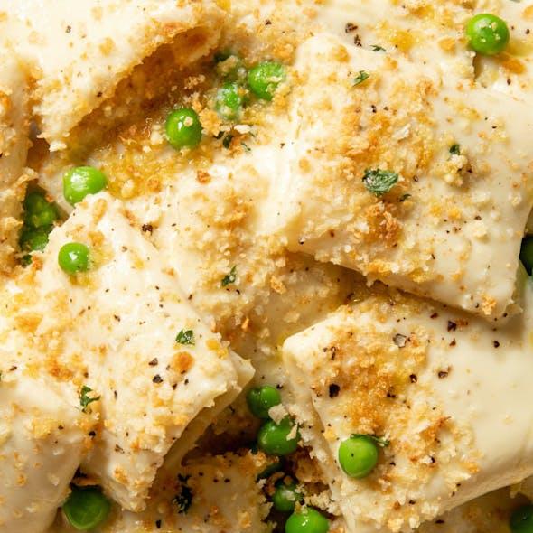 Creamy Cauliflower Pasta