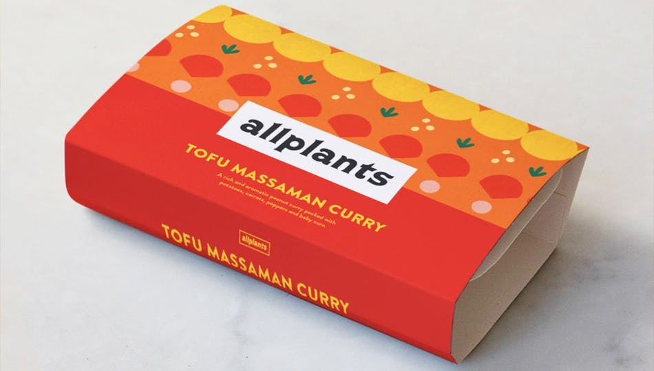 allplants massaman box