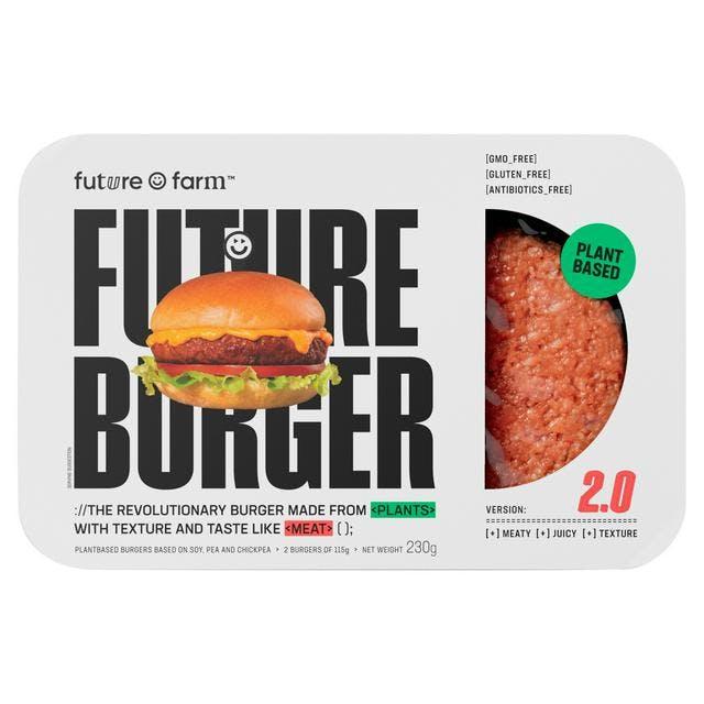 Future burgers