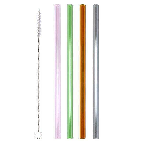 more glass straws