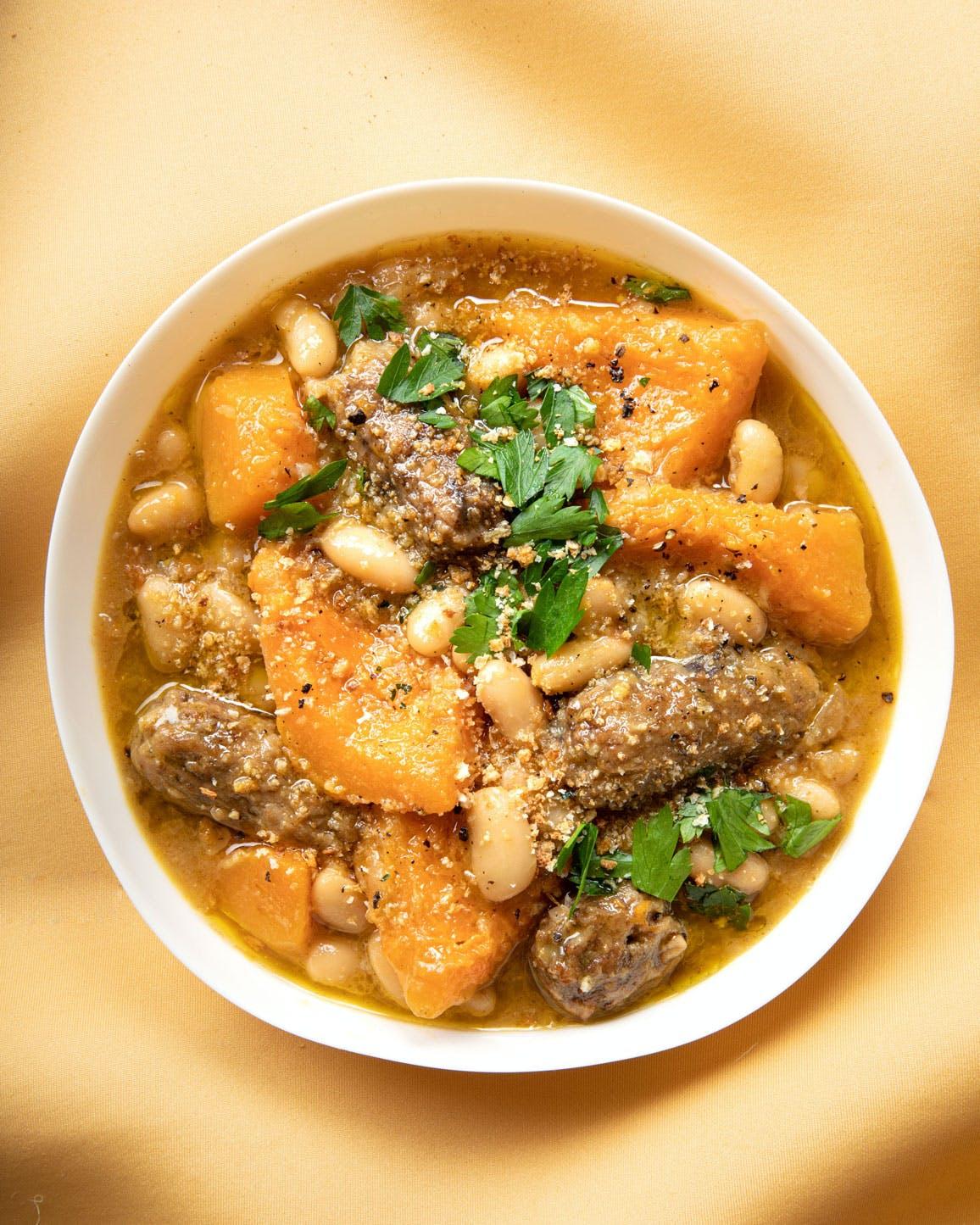 Allplants Vegan Sausage Casserole Recipe