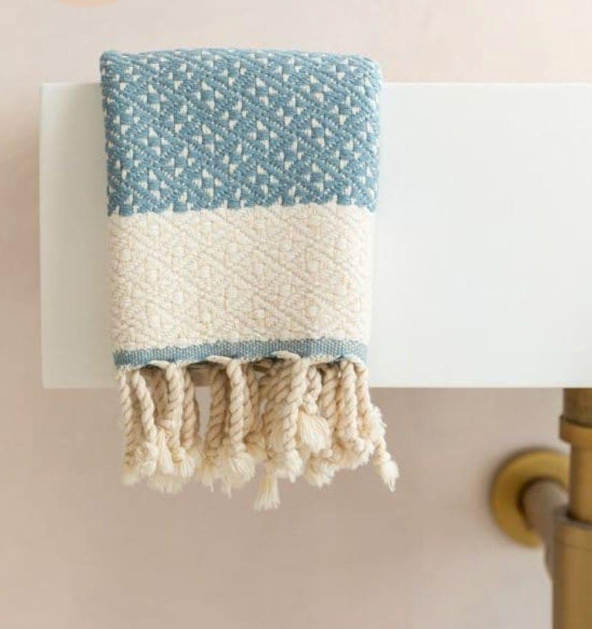 organic hand towels