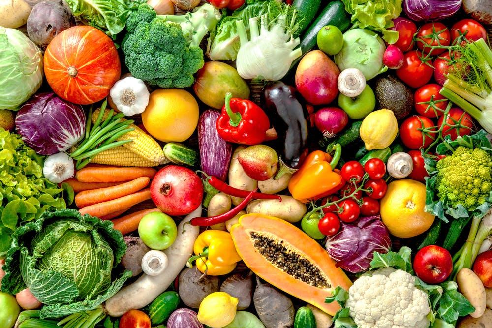 fruit and veg medley
