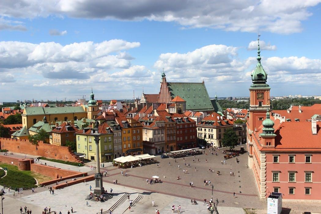 Old Town, Poland