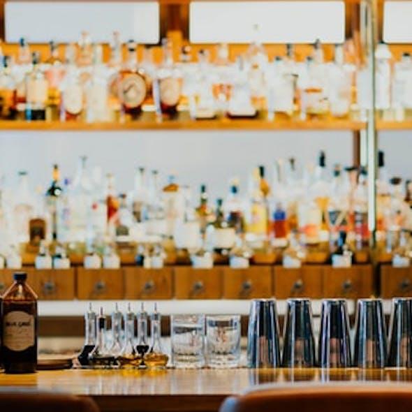 a loaded bar