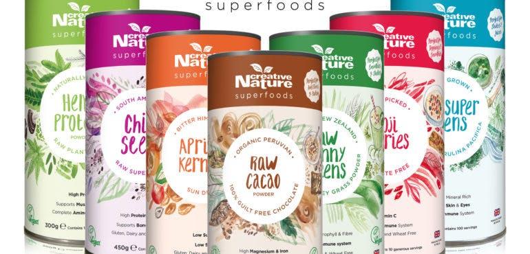 superfoods mixes