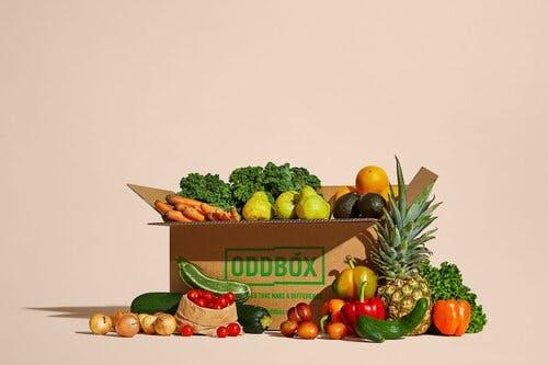 oddbox veg box