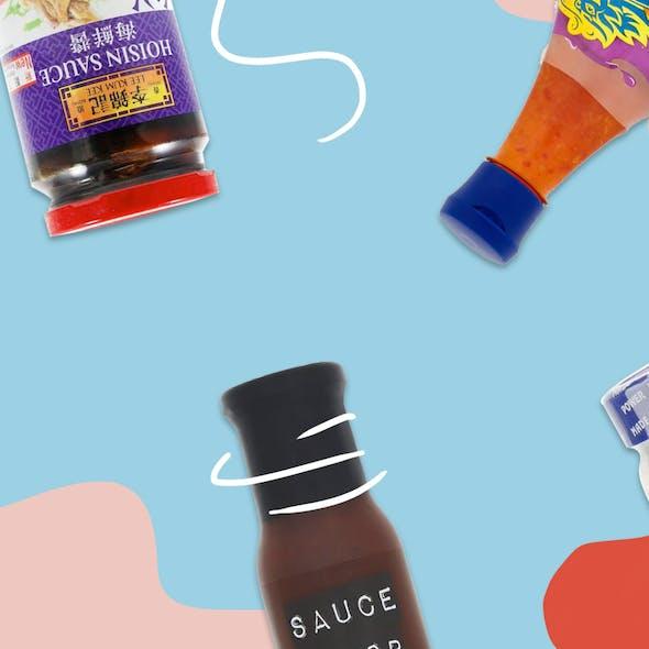 Vegan Shopping Basket - The Best Savoury Condiments  image