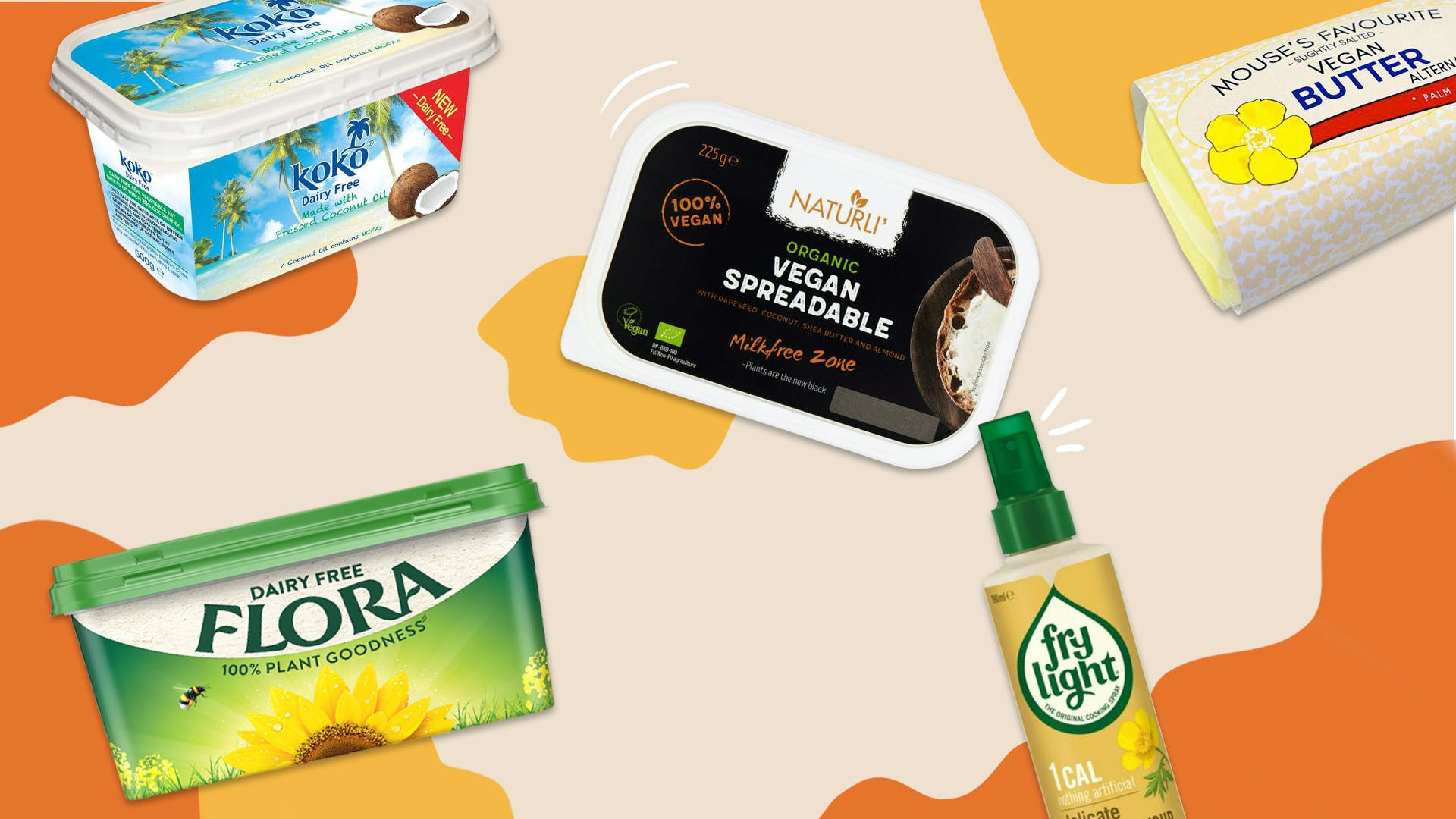 our favourite vegan butter alternatives