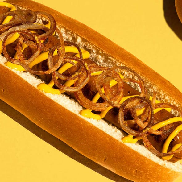 Vegan Hot Dogs  image