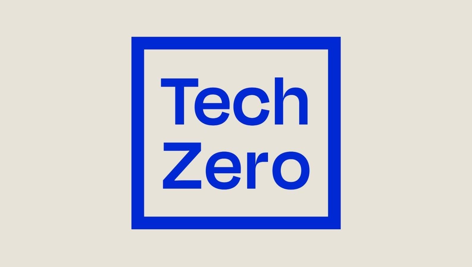 tech zero poster