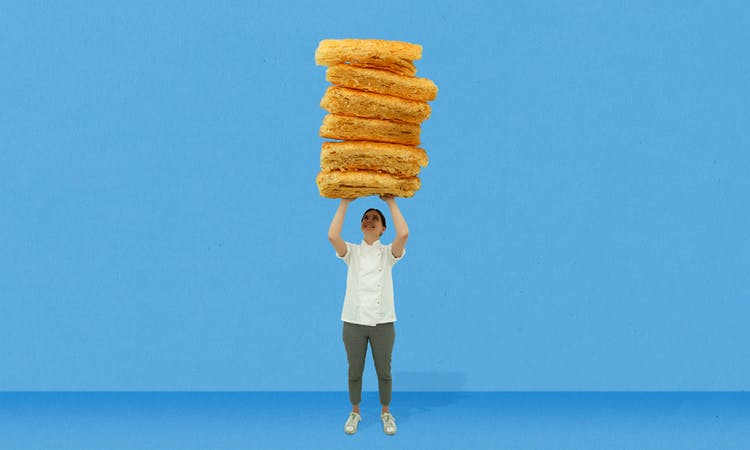puff-pastry-stack