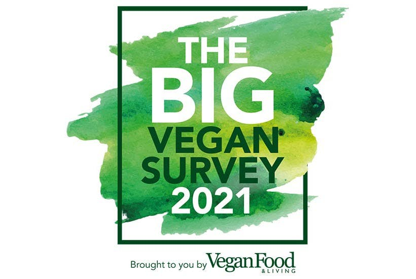 vegan survey logo