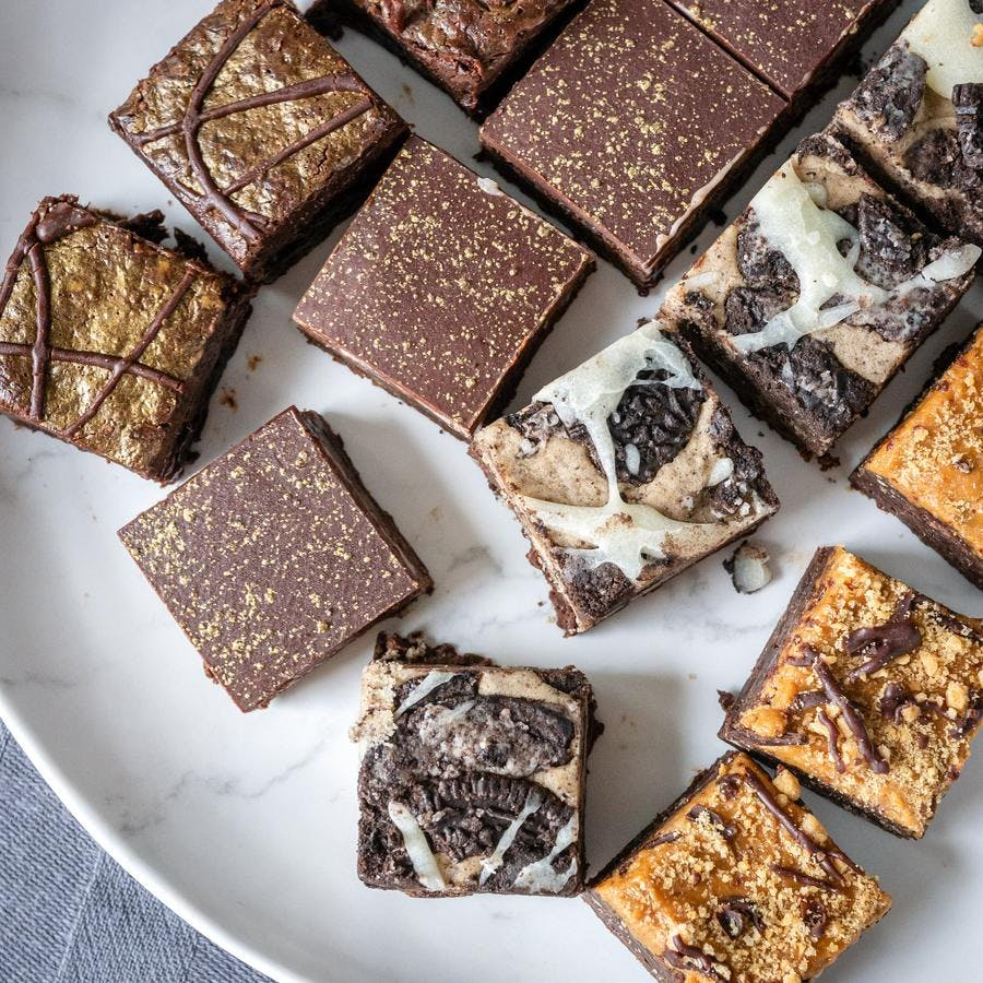 bad brownie selection