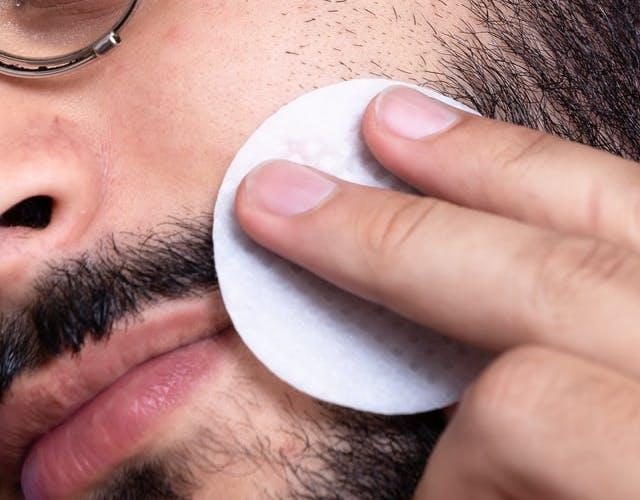 face wipe