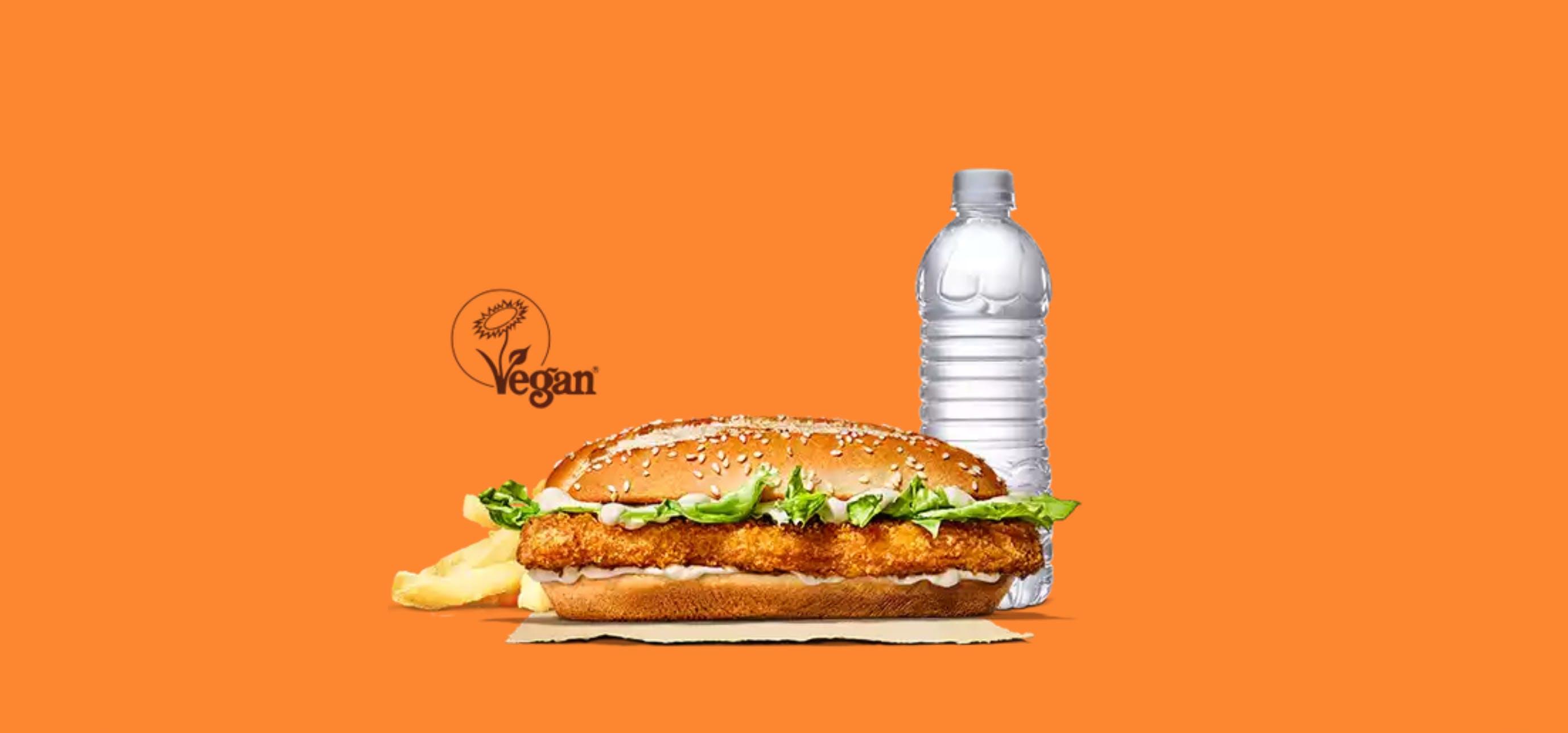 vegan royale from burger king