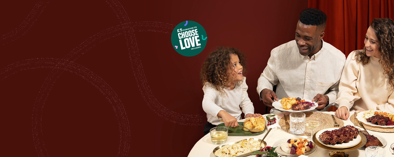 feast box header family christmas