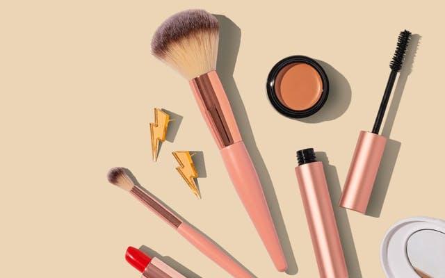 makeup selection