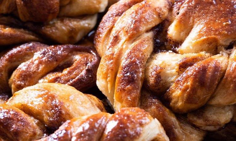 Vegan Cinnamon Buns image