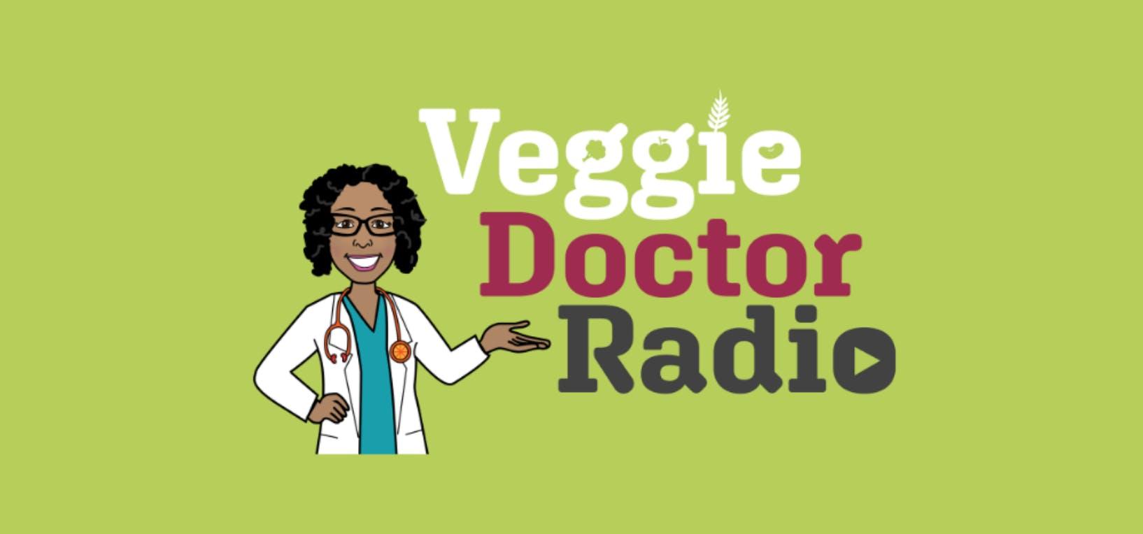 veggie doctor cartoon