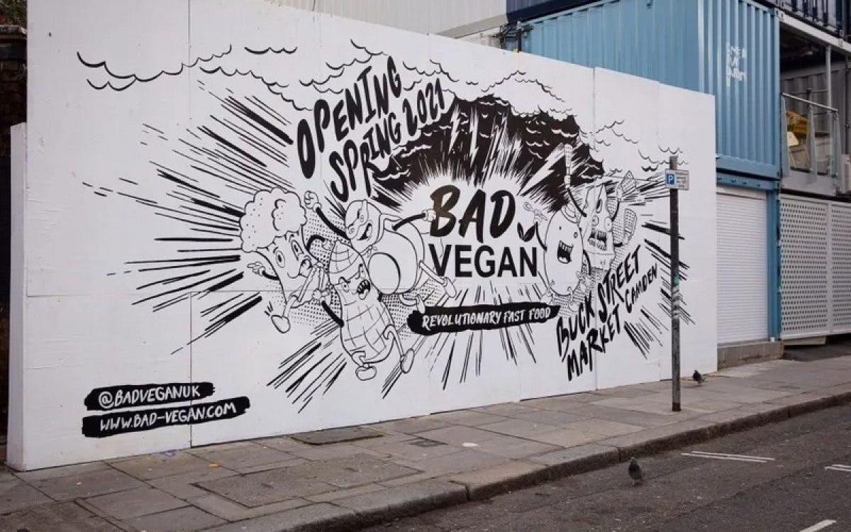 Bad Vegan Restaurant
