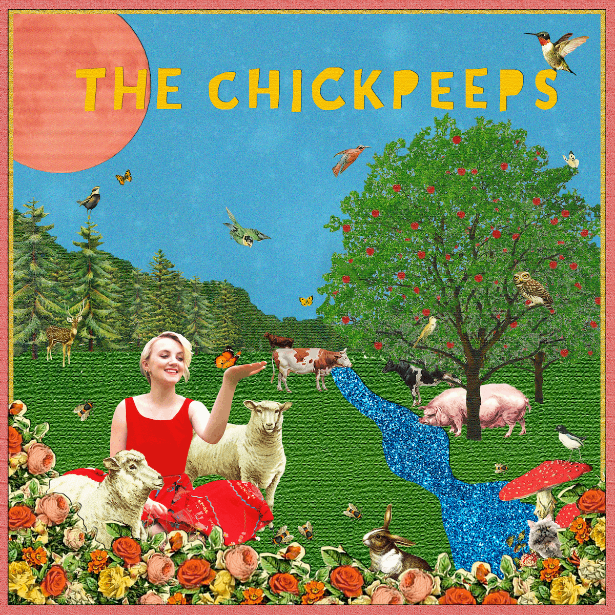 the chickpeeps poster
