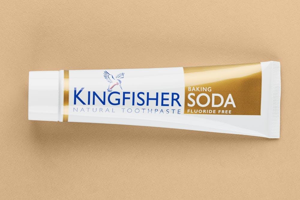 kingfisher toothpaste