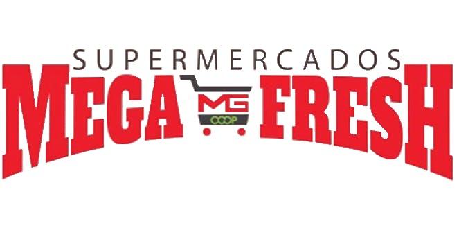 Mega Fresh logo.