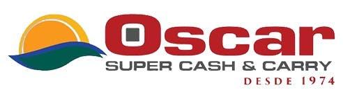 Oscar Super Cash & Carry logo.