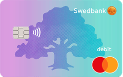 Swedbank Mastercard Ung