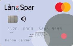 Lån & Spar Bank Mastercard