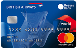 British Airways Mastercard Classic