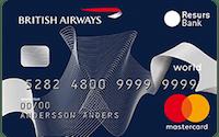 British Airways Mastercard Premium