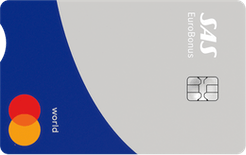 SAS Eurobonus World (Mastercard) - Läs recension & Ansök nu » Alltomkreditkort.se