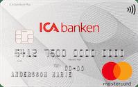 ICA Banken Bankkort Plus