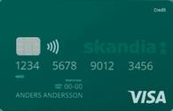 Skandiabanken Visa