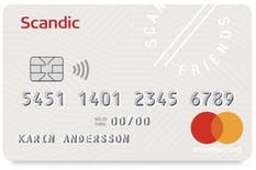 Scandic Friends Mastercard