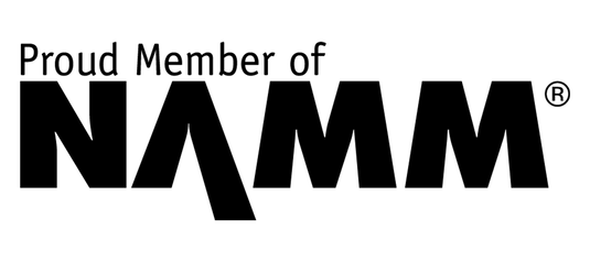 NEW: Proud NAMM Member