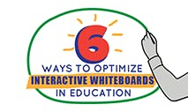 6 Ways to Optimize Interactive Whiteboards in Education