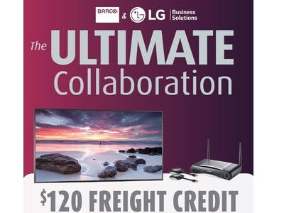 Barco & LG:  The Ultimate Collaboration