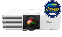 Epson-V11H901020 - PowerLite L610U Standard Laser Projector, WUXGA, 6000 LUMENS, 3LCD