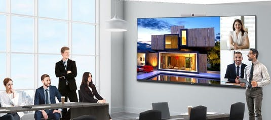 "NEW - 130"" All-in-one LED Screen (LAAF Series)"