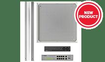Yamaha-AD-CG-B-NS - ADECIA Ceiling Bundle: Microphone + Audio Processor + Network Switch